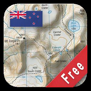 New Zealand Topo Maps Free