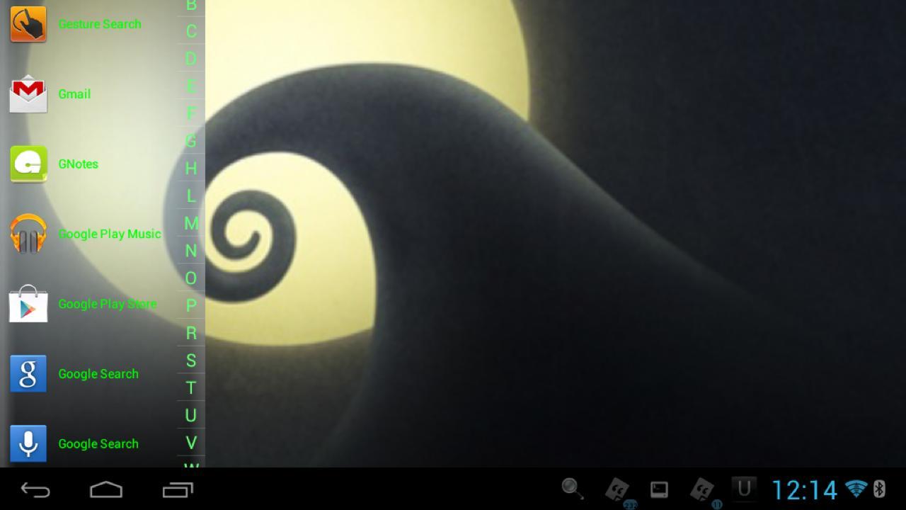 Google themes themebeta - Gyf Theme Beta Clear Screenshot