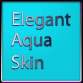 Elegant Aqua Skin