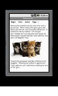 Momma Cat - children's book- screenshot thumbnail