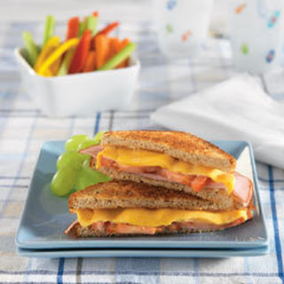 Grilled Ham 'n Cheese .