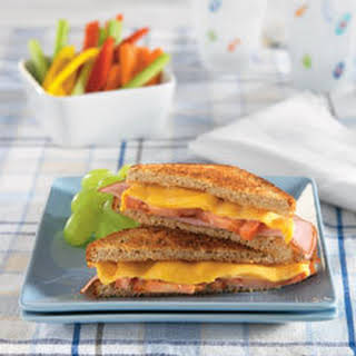 Grilled Ham 'n Cheese .