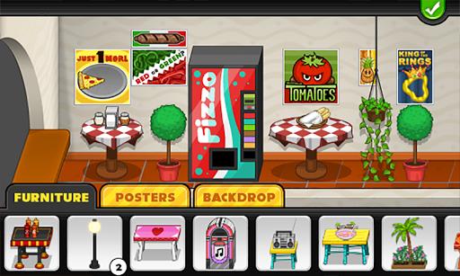Papa's Pizzeria To Go! для планшетов на Android