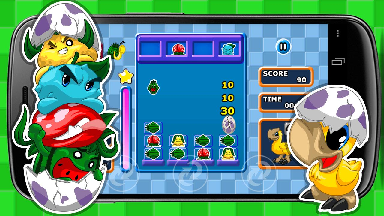 Fruit Bird - screenshot