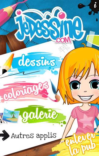 Dessin Coloriage - Jedessine