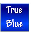 True Blue Lock-Go Launcher EX icon