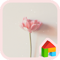 charming flower dodol theme icon