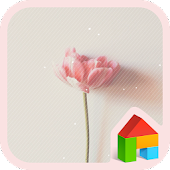 charming flower dodol theme