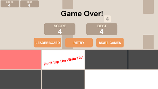 Flappy48 Don't Tap the White v1.1.8