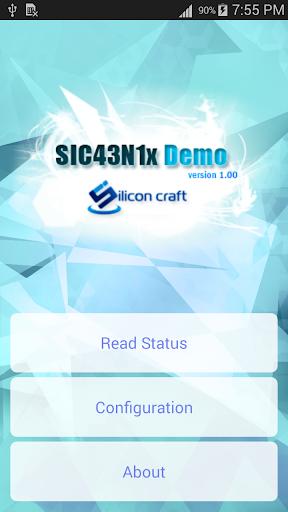SIC43N1x Demo