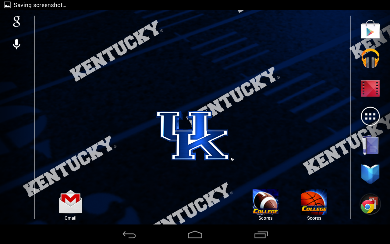 Kentucky Live Wallpaper HD - screenshot