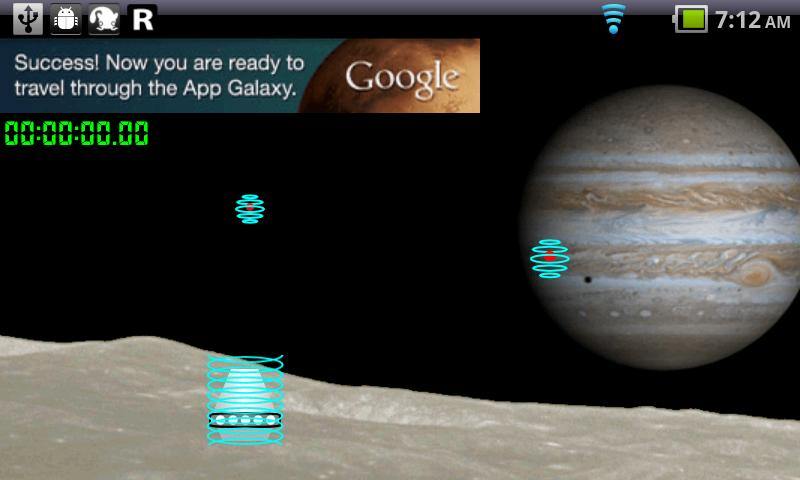 UFO Launcher - screenshot