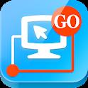 GOMYPC – remote control logo