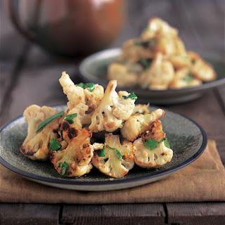 Stir-Fried Cauliflower