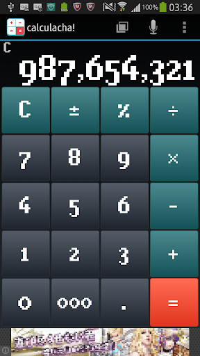 calculacha Calculator