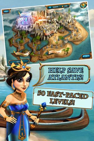 Legends of Atlantis: Exodus HD - screenshot