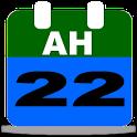 Custom Islamic Calendar Pro icon