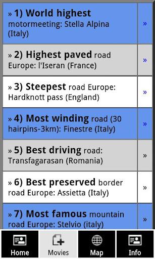 Best motorcycle roads Europe