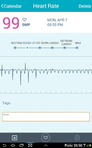 Heart Rate BPM Monitor: Cardio v1.0