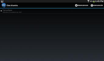 Screenshot of Chat España