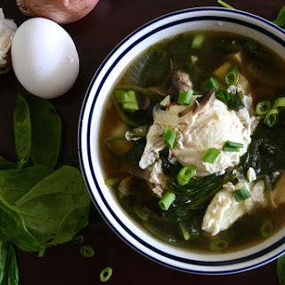 Chinese Vegetarian Soup Recipes.