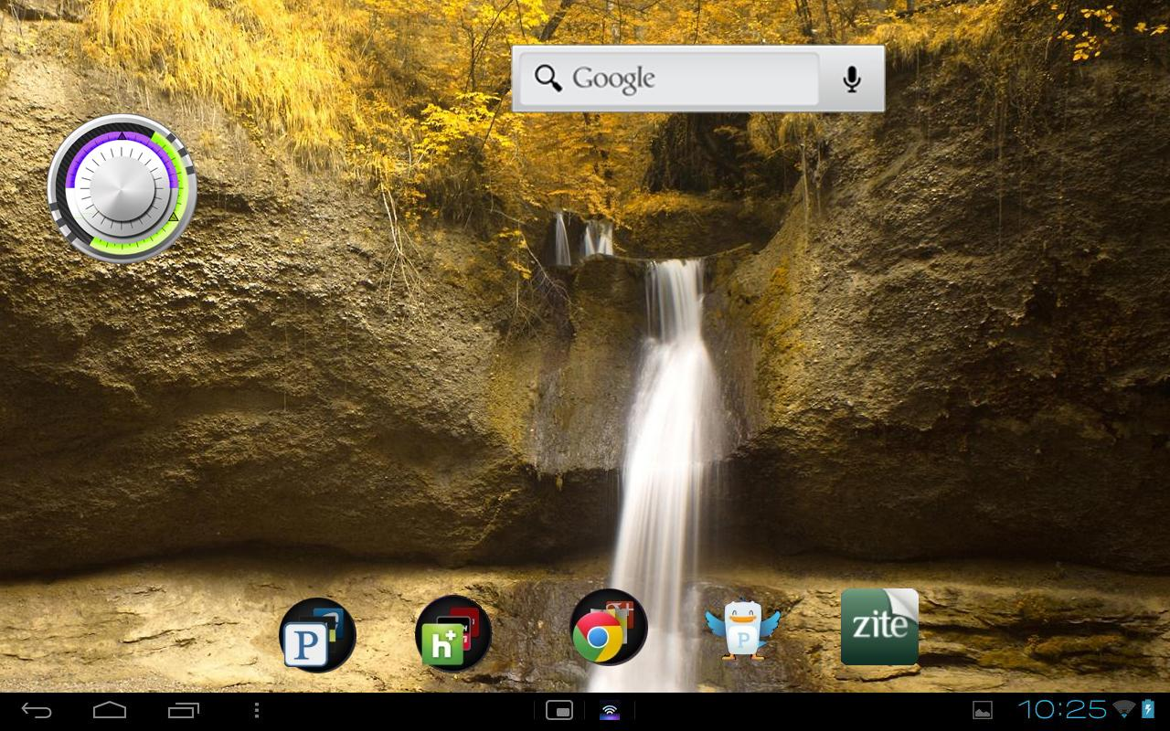 Nature HD Live Wallpaper- screenshot