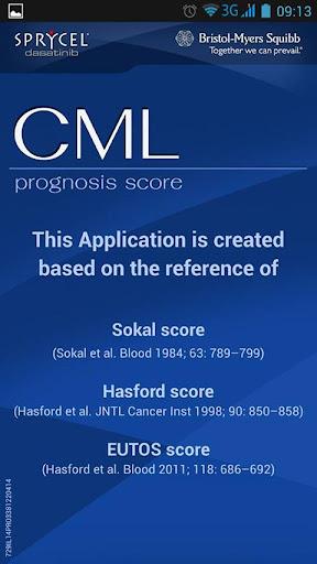 CMLprognosiScore
