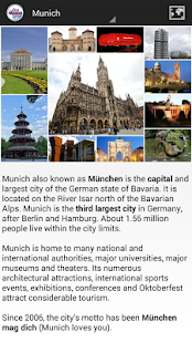 Munich City Guide- screenshot thumbnail