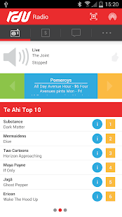 RDU 98.5FM - screenshot thumbnail