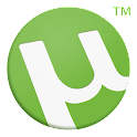 µTorrent®  Remote logo