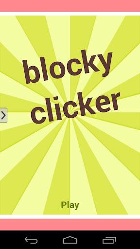 Blocky Clicker