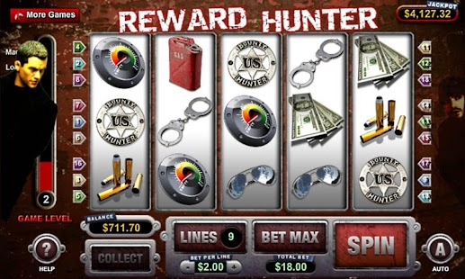 Reward Hunter Slot Machine- screenshot thumbnail