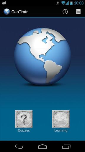 GeoTrain - Flags Capitals