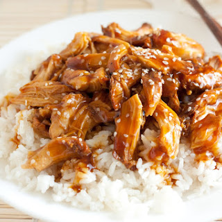 Slow Cooker Chicken Teriyaki.