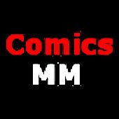 Myanmar Comics