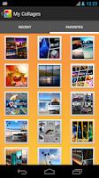 Screenshot of KD Collage Pro