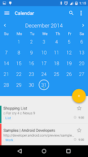 Bluenote - notes and lists Screenshot 5