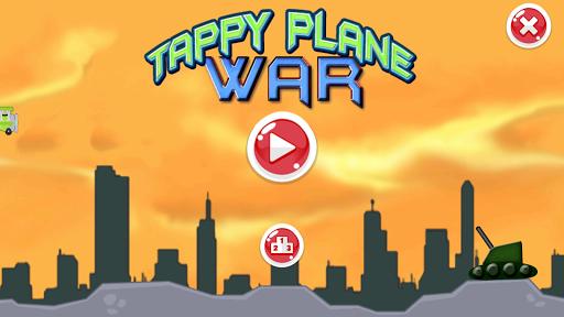 Tappy Plane War