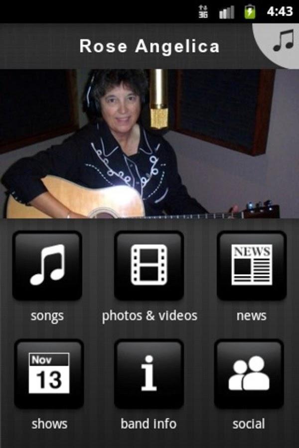 Rose Angelica - screenshot