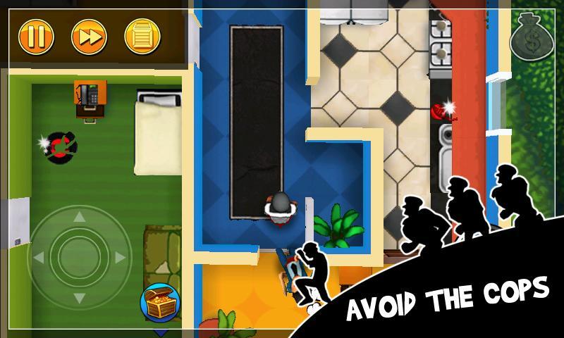 Robbery Bob Free AJA screenshot #3