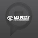 Las Vegas Motor Speedway LVMS logo