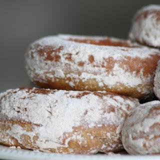 Apple Doughnuts
