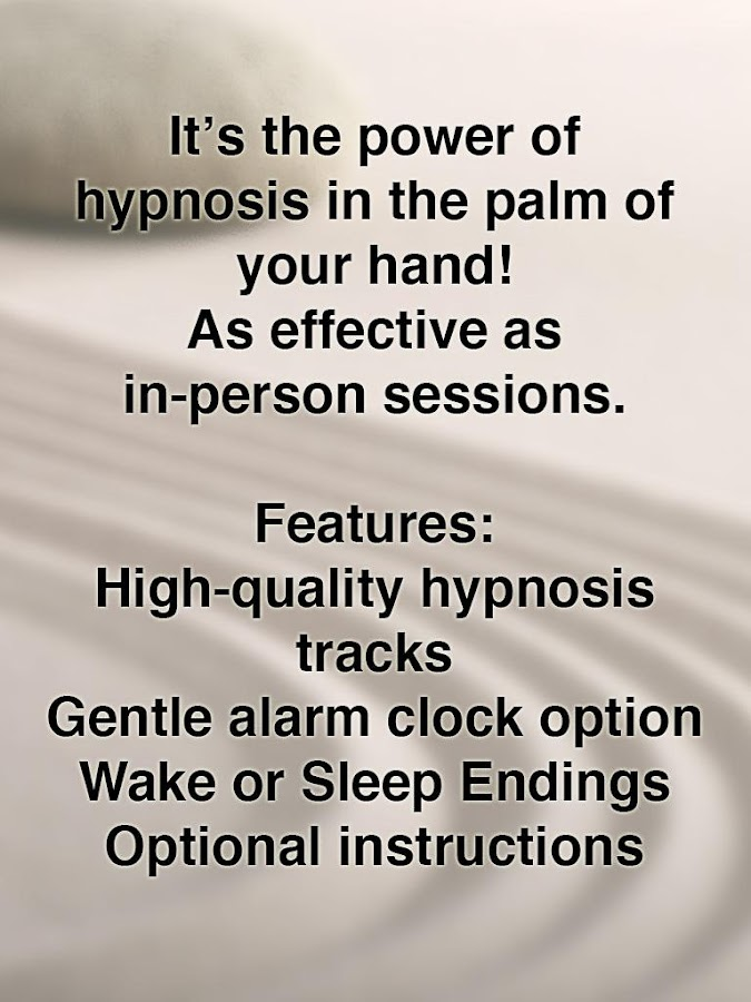 Free hypnosis relaxation sleep android apps on google play free hypnosis relaxation sleep screenshot ccuart Images