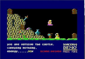 Screenshot of Droid-CPC