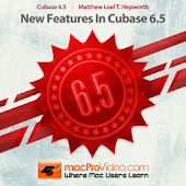 Cubase 6.5 - New Features