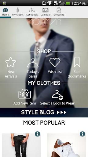 Mod Man - Mens Fashion Style
