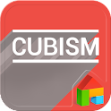 Simple cubism dodol theme icon