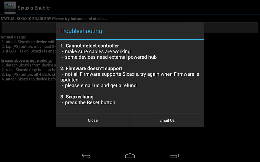 Android Keymapper No Root