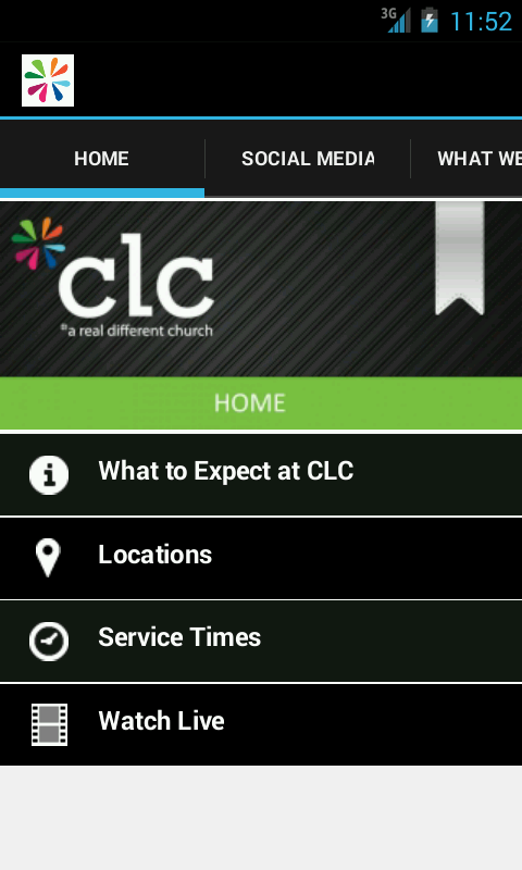 CLCtoday - screenshot