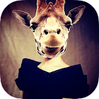 InstaFace:animal face icon